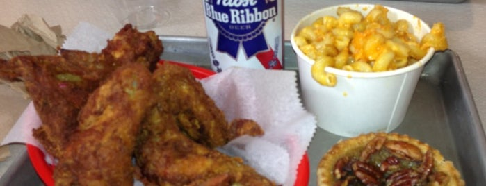Hill Country Chicken is one of NYC Craft Beer Week 2011.