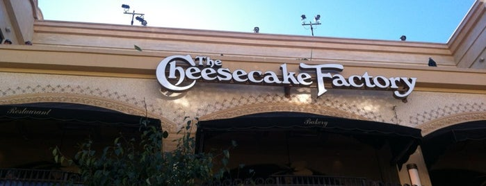 The Cheesecake Factory is one of Gespeicherte Orte von Ante.