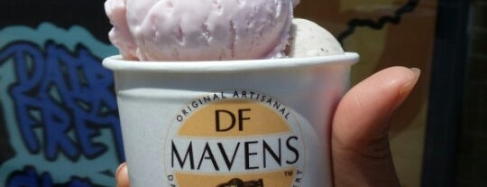 DF Mavens is one of Favorite Dessert Spots.