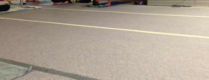 Bikram Yoga is one of Cyn'ın Beğendiği Mekanlar.