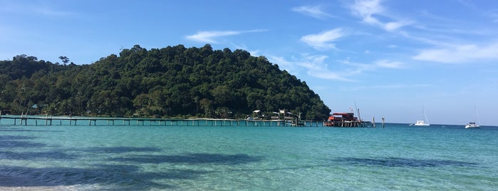 Bangbao Beach is one of Thailand.