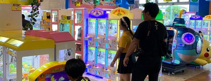 ジョイジャングル 美浜店 is one of Tempat yang Disukai Hideo.