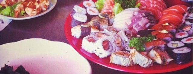 Sushi Los Ruas is one of Lieux sauvegardés par Sheila.