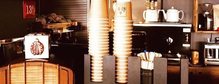 No9_Coffee_House is one of Kahveci & Fırın & Çaycı.