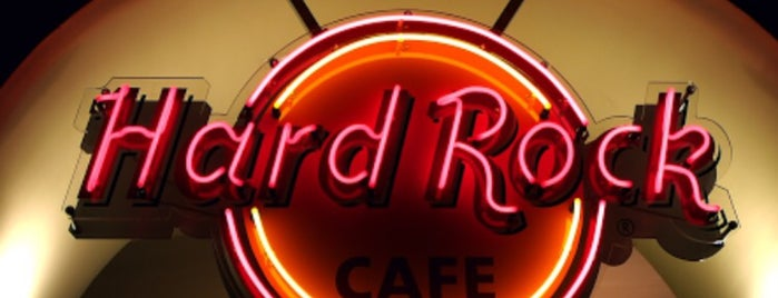 Hard Rock Cafe Istanbul is one of Istanbul.