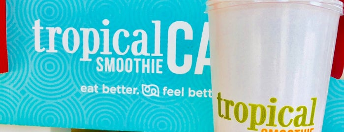 Tropical Smoothie Cafe - Brookhaven is one of vegan friendly in atlanta ga.