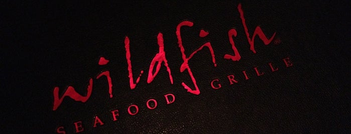 Wildfish Seafood Grille is one of Lugares favoritos de Stefanie.