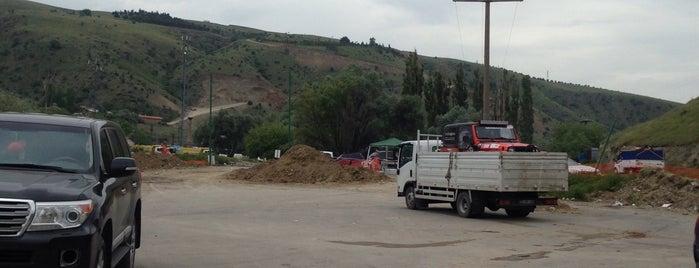 Türkiye Offroad Şampiyonası - Mühye Offroad is one of Locais curtidos por Burak.