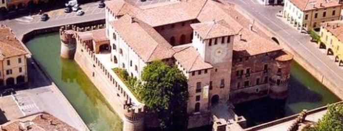 Rocca Di Fontanellato is one of Castelli Italiani.