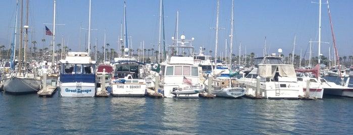 Chula Vista Marina is one of Socal SD trips.