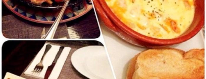 Restaurante Kloster is one of Moraima en España.