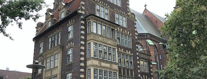 Thomas-i-Punkt is one of Hamburg.