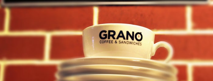 Grano Coffee & Sandwiches is one of kahve.