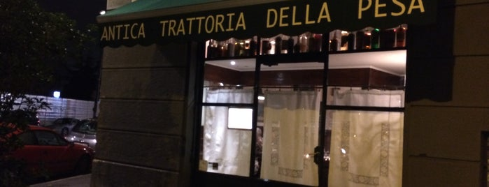 Antica Trattoria della Pesa is one of MILANO EAT & SHOP.