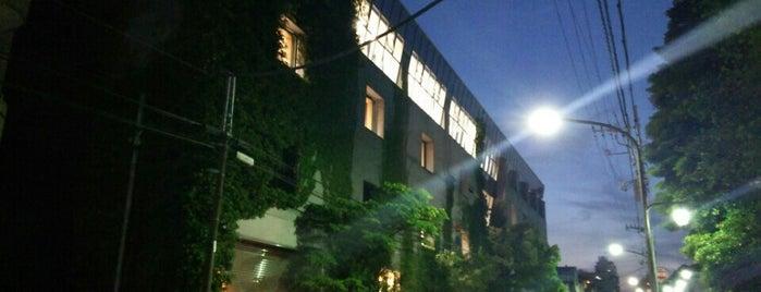 株式会社ヨーガンレール (JURGEN LEHL) 本社 is one of Oshiage - Asakusa.