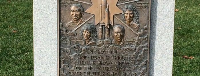 NASA Tributes is one of Trips / Washington, DC.
