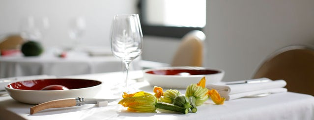Arpège is one of The World's 50 Best Restaurants.