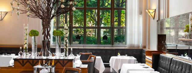 Eleven Madison Park is one of NYC/MHTN: American.
