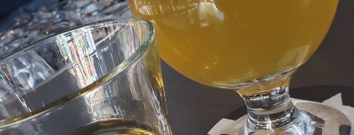Pedal Haus Brewery is one of Lieux sauvegardés par CJay.