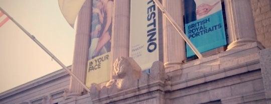 Museu de Belas Artes de Boston is one of Top American and Canadian Art Museums.