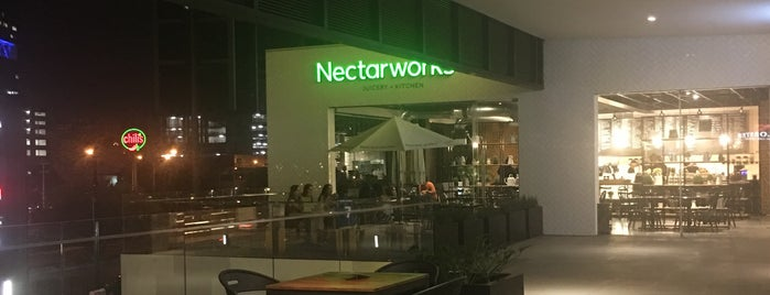 Nectarworks is one of Lieux qui ont plu à Monica.