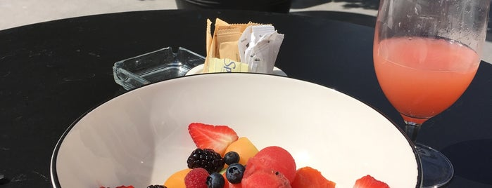 Restaurante Habita is one of Posti che sono piaciuti a Monica.