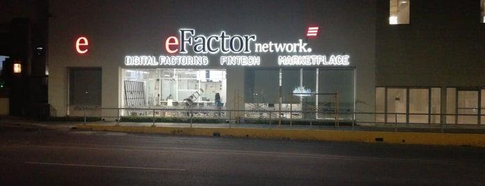 eFactor Network is one of Monica'nın Beğendiği Mekanlar.