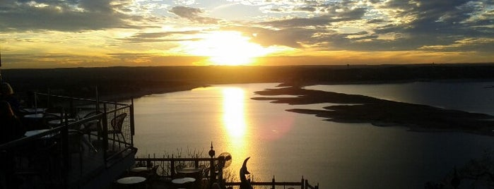 The Oasis on Lake Travis is one of SXSW 2013.