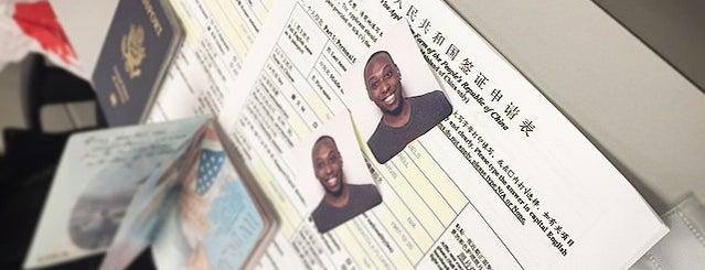 ItsEasy Passport & Visa Services is one of Blake'nin Kaydettiği Mekanlar.