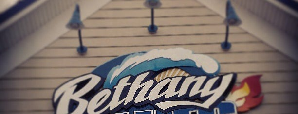 Bethany Blues BBQ is one of Delaware Getaways.