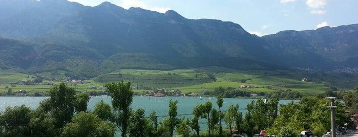 Kalterer See / Lago di Caldaro is one of Tempat yang Disukai Babbo.