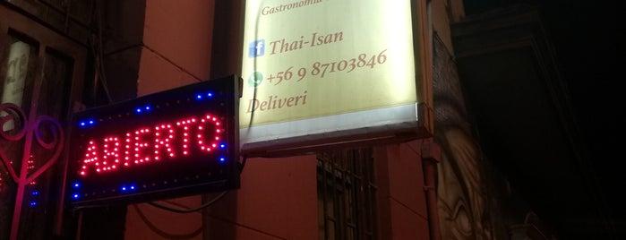 Thai-Isan is one of Pendientes Por Ir.