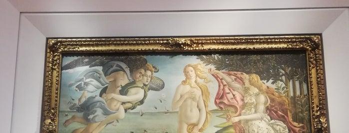 Birth of Venus - Botticelli is one of Lugares favoritos de Richard.