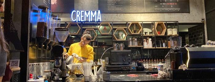 Cremma Cafe is one of Kahveci & Fırın & Çaycı.