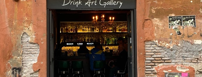 Drink Art Rome is one of Locais salvos de Foxxy.