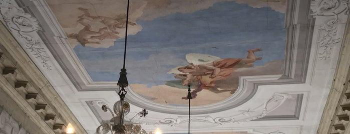 Villa Valmarana is one of Italy.