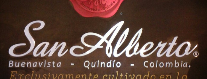 San Alberto is one of Lugares favoritos de Divya.