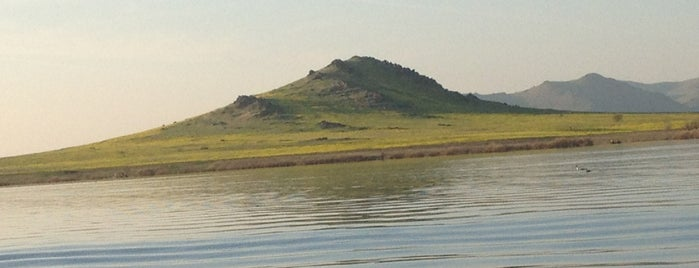 Lake Success is one of National Recreation Areas.