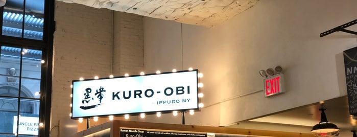 Kuro-Obi is one of Karen 님이 좋아한 장소.