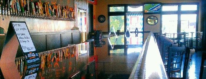 Global Brew Tap House & Lounge is one of Mel'in Beğendiği Mekanlar.