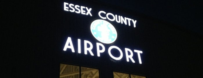 Essex County Airport (CDW) is one of Airports~Part 2....