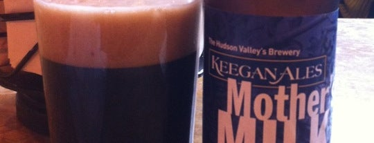 Keegan Ales is one of Hudson Valley.