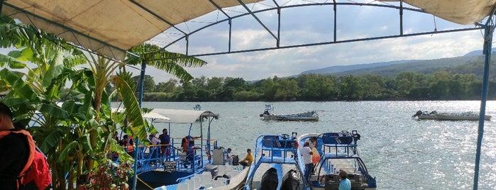 Parque Nacional Cañon del Sumidero is one of สถานที่ที่ Miguel ถูกใจ.