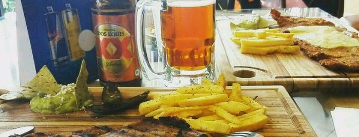 Restaurante La Terraza is one of Locais curtidos por Richard.