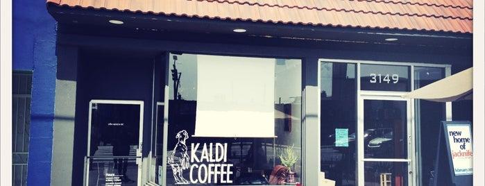 Kaldi Coffee is one of Coffee.