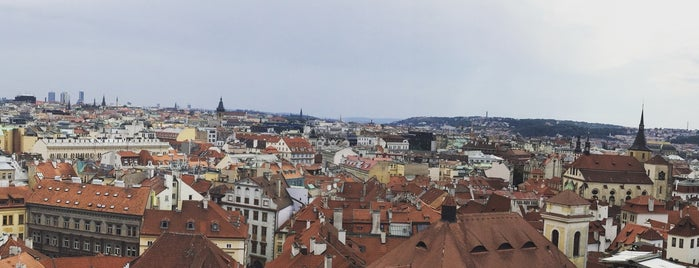 Staré Město is one of Czech: Dining, Coffee, Nightlife & Outings.