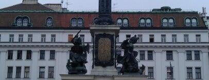 Am Hof is one of Vienna.