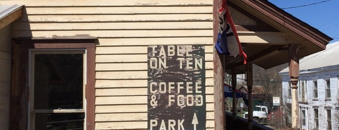 Table On Ten is one of Catskills.