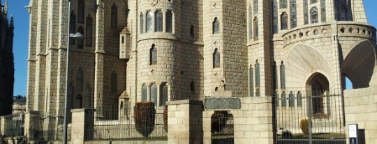 El Camino de Santiago - Astorga is one of Eduard'ın Beğendiği Mekanlar.