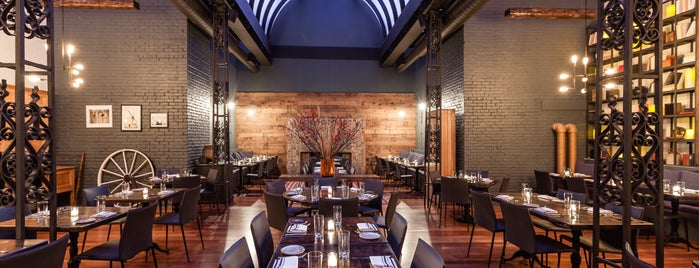 The Milling Room is one of Manhattan restaurants - uptown.